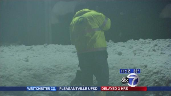 Connecticut prepares for second round of snow