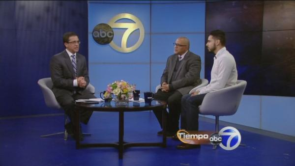 Tiempo on March 9th, 2014: Part 1