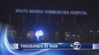 Hospital notifies patients of possible blood contamination