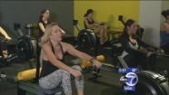 New fitness trend: rowing