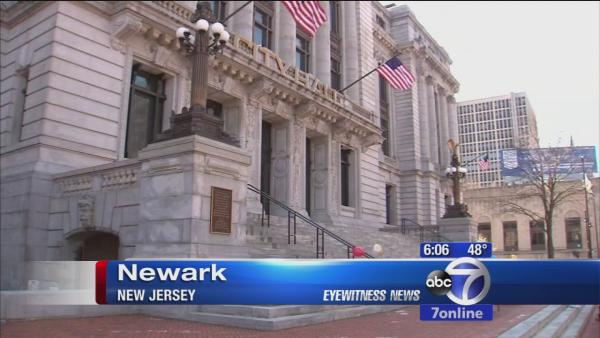 Race for mayor in Newark