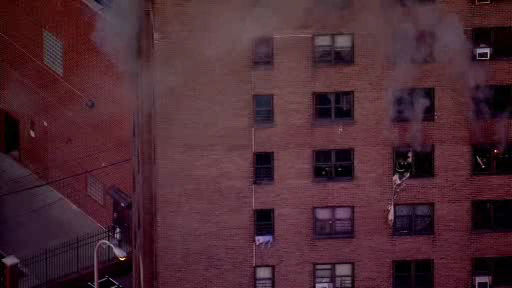 "<div class=""meta ""><span class=""caption-text "">NewsCopter 7 over a hi-rise fire at a NYC Housing Authority development building on Sutter Avenue in the Brownsville section of Brooklyn.</span></div>"