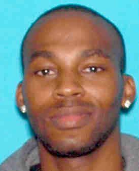 Deron Anglin, 27, of Newark, was arrested on drug charges.