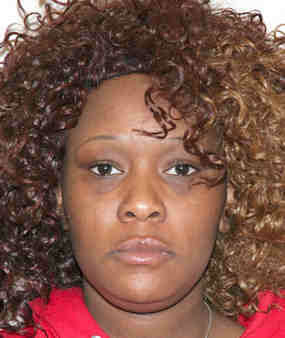 Latoya Tatum, 22, of Asbury Park was arrested on many drug charges.