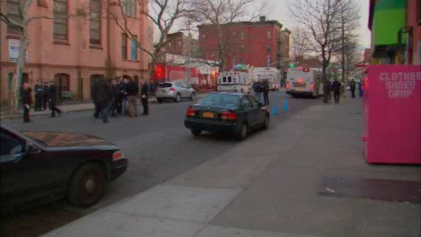 A man was shot in the head just after 6 p.m. on Thursday.