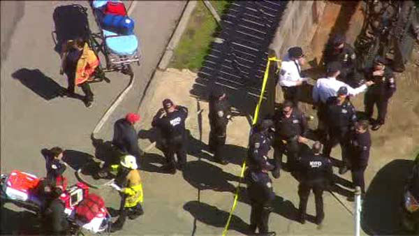 "<div class=""meta image-caption""><div class=""origin-logo origin-image ""><span></span></div><span class=""caption-text"">One worker is dead and three others injured when a house under construction collapses in Brooklyn.  </span></div>"