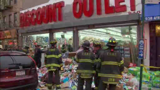"<div class=""meta image-caption""><div class=""origin-logo origin-image ""><span></span></div><span class=""caption-text"">Several people were injured after shelves collapsed at a 99 cent store in the Bronx.</span></div>"