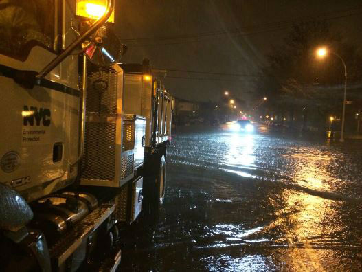 "<div class=""meta image-caption""><div class=""origin-logo origin-image ""><span></span></div><span class=""caption-text"">At least five inches of rain fell in parts of the Tri-State area Wednesday, leaving drivers to try and navigate their way through flooded roadways. (Photo/Butler, Ann H.)</span></div>"