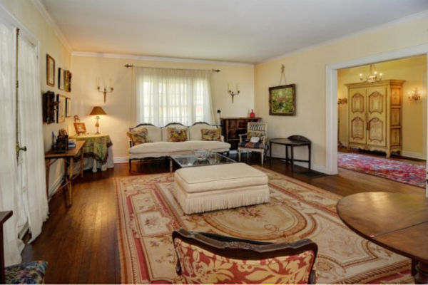 Yogi Berra's 6-bedroom, 3 full bath, 2 half bath, 4,502 square foot single family home on Highland Avenue in Montclair, New Jersey, is on the market, priced at $888,000. See the full description on broker Julie Kemps-Rowley's page at Keller Williams. Photos used with permission.