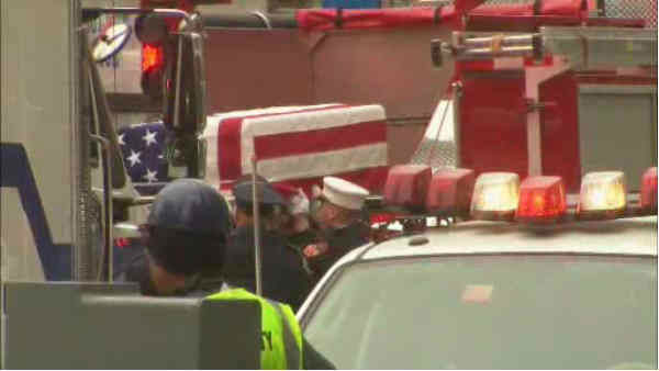 Unidentified remains of 9/11 victims returned to WTC