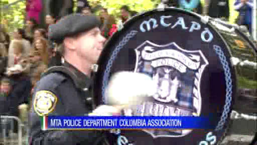 Thousands lined the streets for the annual Columbus Day Parade that was seen on Channel 7, 7online and our apps!