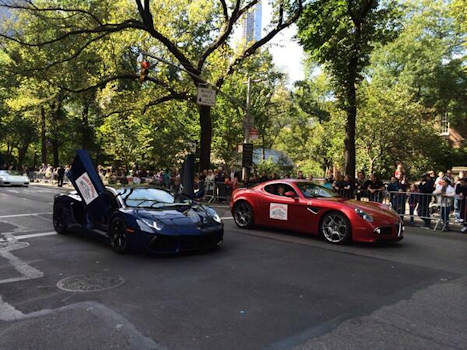 Thousands lined the streets of New York City, for the annual Columbus Day Parade that was seen on Channel 7, 7online and our apps!