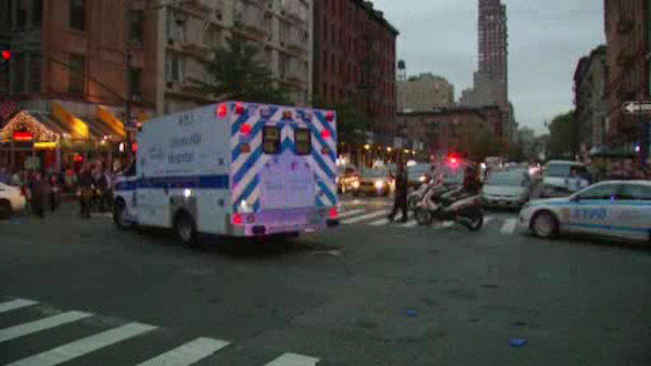 "<div class=""meta image-caption""><div class=""origin-logo origin-image ""><span></span></div><span class=""caption-text"">A mother found her two young children stabbed to death and the nanny with what police say were self-inflicted stab wounds to her neck on the Upper West Side. (WABC Photo)</span></div>"