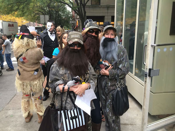 "<div class=""meta ""><span class=""caption-text "">Some of the many people dressed in costume for Live with Kelly and Michael's Halloween show!</span></div>"