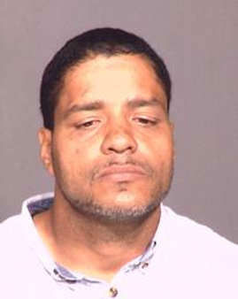 On Tuesday, February 26, 2013 at approximately 11:55 A.M.,inside HSBC Bank located at 1580 Westchester Avenue, in the confines of the 43 Precinct in the Bronx, Rolan Wilberto (pictured) approached the teller and handed the teller a note demanding money. Please call Crime Stoppers at 1(800)577-TIPS. All calls remain anonymous and confidential.