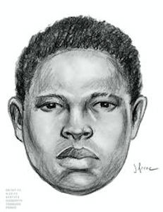 On Friday, September 20, 2013 at approximately 8:30 P.M., while in front of 331 East 18 Street, the two perpetrators depicted in the sketches above along WITH ANOTHER, approached a female and her two children. One of the perpetrators did place a firearm to the female's twelve year old child's back and demanded his money. Crime Stoppers will pay up to $2,000 for information that leads to the arrest and indictment for the persons responsible for this crime. PLEASE CALL CRIME STOPPERS AT 1(800)577-TIPS. ALL CALLS REMAIN ANONYMOUS AND CONFIDENTIAL.
