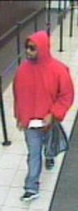 Incident#1-On October 19, 2013,at approx. 9:14A.M., the suspect entered a Chase Bank, located at 103-48 Lefferts Blvd, & passed a note demanding money. Incident# 2 On October 19, 2013, at approx. 9:20A.M., the suspect entered a Citi Bank, located at 121-11 Liberty Avenue, and passed a note demanding money.Incident# 3 On October 19, 2013, at approx. 10:22 A.M, the suspect entered a Astoria Federal Savings Bank, located at 179-25 Hillside Avenue, and passed a note demanding money. PLEASE CALL CRIME STOPPERS AT 1(800)577-TIPS. ALL CALLS REMAIN ANONYMOUS AND CONFIDENTIAL.