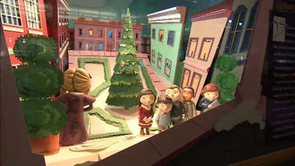 "<div class=""meta image-caption""><div class=""origin-logo origin-image ""><span></span></div><span class=""caption-text"">Macy's unveiled its holiday windows on Thursday, November 15.  The displays are inspired by the story of the little girl behind the famous newspaper column ""Yes Virginia, there is a Santa Clause"". (WABC Photo)</span></div>"