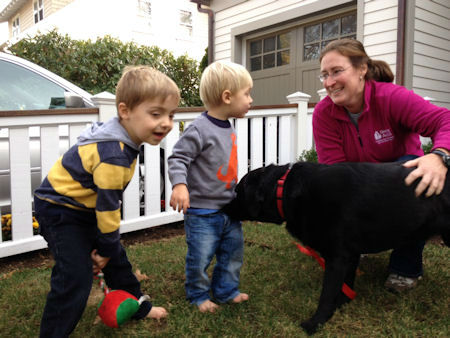 "<div class=""meta image-caption""><div class=""origin-logo origin-image ""><span></span></div><span class=""caption-text"">An autistic boy's missing service dog named Echo has been found, according to Guiding Eyes for the Blind. (Guiding Eyes for the Blind)</span></div>"