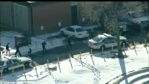 Colorado emergency official are responding to active shooter report at Denver-area school.