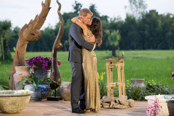 "<div class=""meta ""><span class=""caption-text "">THE BACHELOR: SEAN AND CATHERINE'S WEDDING - Sean Lowe and Catherine Giudici, the latest to join other ""Bachelor"" couples who have walked down the aisle, will share a dramatic new chapter of their love story with millions of viewers and Bachelor Nation when ABC televises their much anticipated wedding - live, on ""The Bachelor: Sean and Catherine's Wedding,"" SUNDAY, JANUARY 26, 2014 (8:00-10:00 p.m., ET), on the ABC Television Network. This will mark the first time ever a ""Bachelor"" wedding has been telecast live. (ABC/Dave Hagerman) SEAN LOWE, CATHERINE GIUDICI (ABC Photo/ Dave Hagerman)</span></div>"