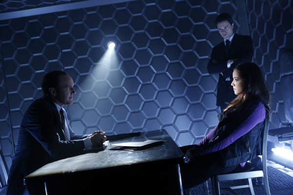 "<div class=""meta image-caption""><div class=""origin-logo origin-image ""><span></span></div><span class=""caption-text"">MARVEL'S AGENTS OF S.H.I.E.L.D. - ""Pilot"" - Joss Whedon, the creative genius behind the feature film ""Marvel's The Avengers,"" one of the highest grossing films of all time, and of the iconic television series ""Buffy The Vampire Slayer,"" has co-created ""Marvel's Agents of S.H.I.E.L.D.,"" a dynamic, action-packed one-hour drama that brings back Agent Phil Coulson (Clark Gregg) to lead a team of highly skilled agents to investigate extra-normal and super human people and events worldwide. The series premieres TUESDAY, SEPTEMBER 24 (8:00-9:01 p.m., ET), on the ABC Television Network. In the premiere episode, ""Pilot,"" it's just after the battle of New York, and now that the existence of super heroes and aliens has become public knowledge, the world is trying to come to grips with this new reality. Agent Phil Coulson is back in action and has his eye on a mysterious group called The Rising Tide. In order to track this unseen, unknown enemy, he has assembled a small, highly select group of Agents from the worldwide law-enforcement organization known as S.H.I.E.L.D. (Strategic Homeland Intervention Enforcement and Logistics Division). The group's first assignment together as a team finds them trying to track down an ordinary man who has gained extraordinary powers. Powers that could have devastating consequences. (ABC/Justin Lubin) CLARK GREGG, BRETT DALTON, CHLOE BENNET (Photo/Justin Lubin)</span></div>"