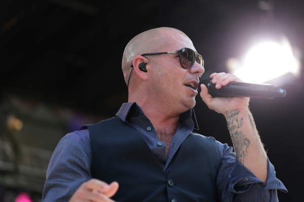 "<div class=""meta image-caption""><div class=""origin-logo origin-image ""><span></span></div><span class=""caption-text"">GOOD MORNING AMERICA - Pitbull performs live at the GMA Summer Concert Series, from Central Park in New York City, on ""Good Morning America,"" 5/31/13, airing on the ABC Television Network.   (ABC/Fred Lee) PITBULL (ABC Photo/ Fred Lee)</span></div>"