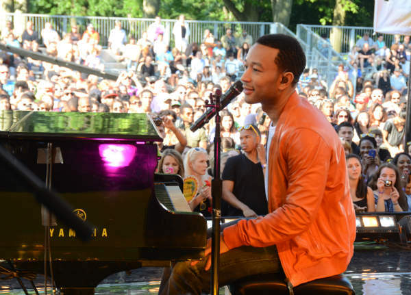 "<div class=""meta ""><span class=""caption-text "">GOOD MORNING AMERICA - Coverage of the GMA Summer Concert Series in Central Park with John Legend performing on GOOD MORNING AMERICA, 6/21/13, airing on the ABC Television Network.   (ABC/Ida Mae Astute)  JOHN LEGEND (Photo/Ida Mae Astute)</span></div>"