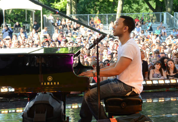 "<div class=""meta image-caption""><div class=""origin-logo origin-image ""><span></span></div><span class=""caption-text"">GOOD MORNING AMERICA - Coverage of the GMA Summer Concert Series in Central Park with John Legend performing on GOOD MORNING AMERICA, 6/21/13, airing on the ABC Television Network.   (ABC/Ida Mae Astute)  JOHN LEGEND (Photo/Ida Mae Astute)</span></div>"