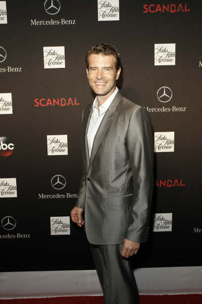 "<div class=""meta image-caption""><div class=""origin-logo origin-image ""><span></span></div><span class=""caption-text"">SCANDAL - ""Scandal"" stars Kerry Washington, Scott Foley, Guillermo Diaz, Katie Lowes, Darby Stanchfield and Josh Malina along with creator and Executive Producer Shonda Rhimes, Executive Producer Betsy Beers, and Emmy Winning Wardrobe Designer Lyn Paolo, celebrated the season 3 premiere and Scandal window installation at Saks 5th Avenue in NYC on Wednesday, October 2. The hit series, from ABC Studios, premieres Thursday, October 3 (10:00-11:00 p.m., ET) on the ABC Television Network. (ABC/Lou Rocco) SCOTT FOLEY (ABC Photo/ Lou Rocco)</span></div>"