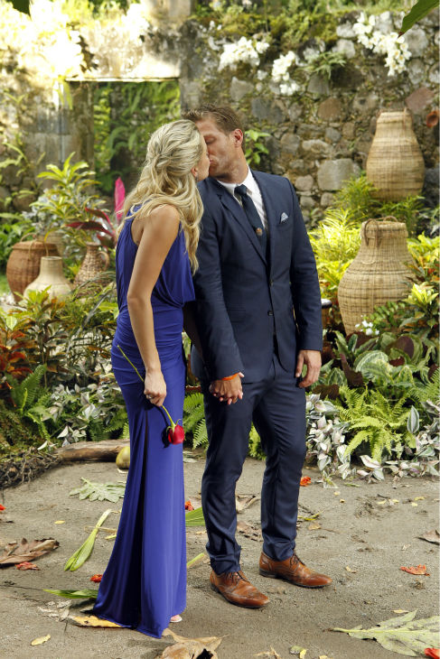 THE BACHELOR - &#34;Episode 1810&#34; - The Bachelor made one of the most difficult choices of this life, having narrowed down the field to two women - Clare and Nikki - who were both in love with him. But a season that started with fan fever over Juan Pablo turned to controversy. The debate continued about one of the most talked about Bachelors ever, on the Season Finale of &#34;The Bachelor,&#34; MONDAY, MARCH 10 &#40;8:00-10:01 p.m., ET&#41;, on the ABC Television Network.  &#40;ABC&#47;Rick Rowell&#41; NIKKI FERRELL, JUAN PABLO GALAVIS <span class=meta>(ABC Photo&#47; Rick Rowell)</span>