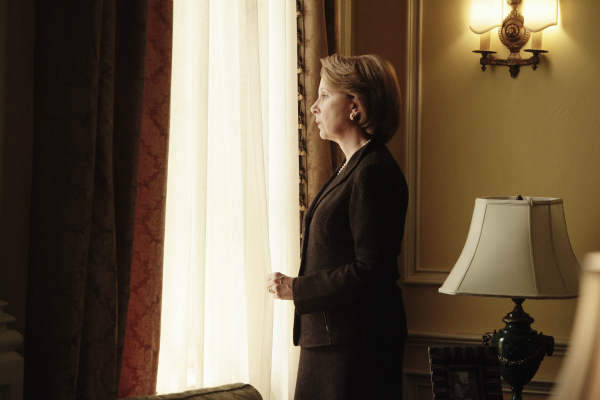 SCANDAL - &#34;Ride, Sally, Ride&#34; - The White House deals with a bombshell announcement from Sally Langston. Meanwhile, Olivia finds herself in a challenging new role, on ABC&#39;s &#34;Scandal,&#34; THURSDAY, FEBRUARY 27 &#40;10:00-11:00 p.m., ET&#41; on the ABC Television Network. &#40;ABC&#47;Nicole Wilder&#41; KATE BURTON <span class=meta>(Photo&#47;Nicole Wilder)</span>