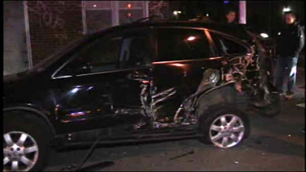 "<div class=""meta image-caption""><div class=""origin-logo origin-image ""><span></span></div><span class=""caption-text"">Five people were injured when an MTA bus went out of control and hit several parked cars in Greenpoint Friday night.</span></div>"