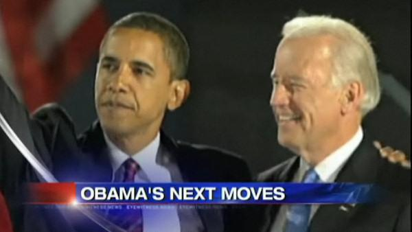 VIDEO: Obama's next moves