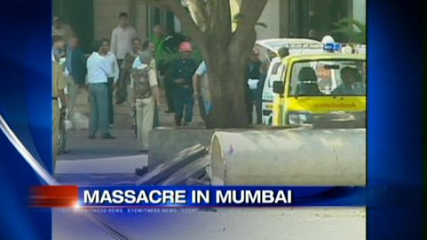 VIDEO: Massacre in Mumbai