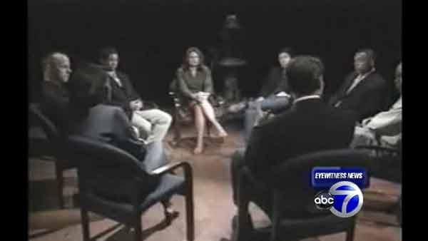 Eyewitness News roundtable from 2002