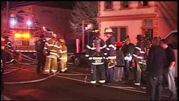 Queens fire suspected to be arson