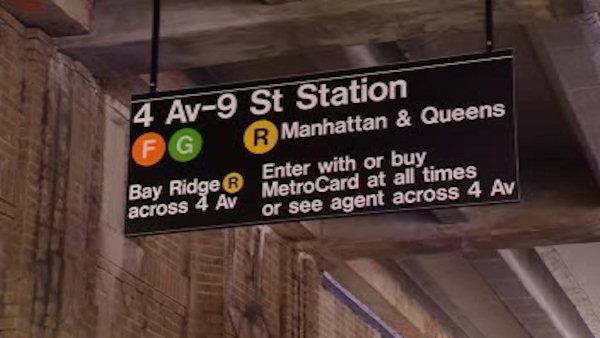 4th Ave-9th St subway entrance reopens