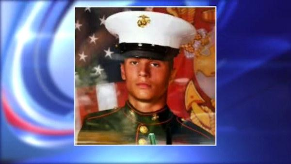 Funeral for LI Marine killed in Afghanistan