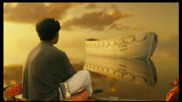 Sandy Kenyon reviews 'The Life of Pi'