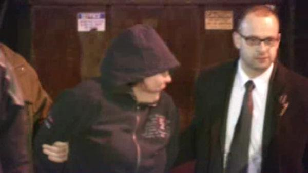 Woman arrested in deadly subway push
