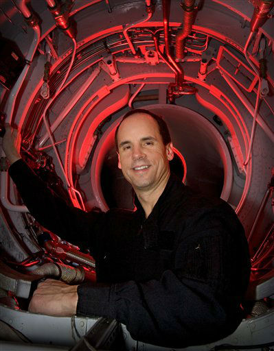 "<div class=""meta ""><span class=""caption-text "">FILE - In this Dec. 12, 2005 file photo, Steve Appleton, CEO and chairman of Micron Technology Inc., looks out through the engine compartment of his stunt jet airplane inside the hanger where he keeps several different types of aircraft  in Boise, Idaho. Appleton, has died in a small plane crash Friday, Feb. 3, 2012, in Boise. He was 51. (AP Photo/Troy Maben, File) (AP Photo/ TROY MABEN)</span></div>"