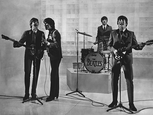 "<div class=""meta ""><span class=""caption-text "">The Beatles are seen performing, date unknown.  From left to right:  Paul McCartney, George Harrison, Ringo Starr, and John Lennon.  (AP Photo) (AP Photo/ XMB)</span></div>"
