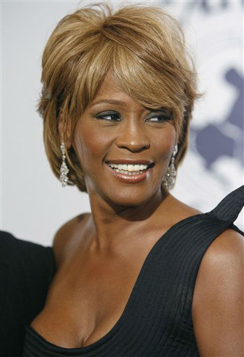 "<div class=""meta ""><span class=""caption-text "">File- In this Oct. 28, 2006, file photo, musician Whitney Houston arrives at the 17th Carousel of Hope Ball benefiting the Barbara Davis Center for Childhood Diabetes in Beverly Hills, Calif. Houston died Saturday, Feb. 11, 2012, she was 48. (AP Photo/Matt Sayles) (AP Photo/ MATT SAYLES)</span></div>"