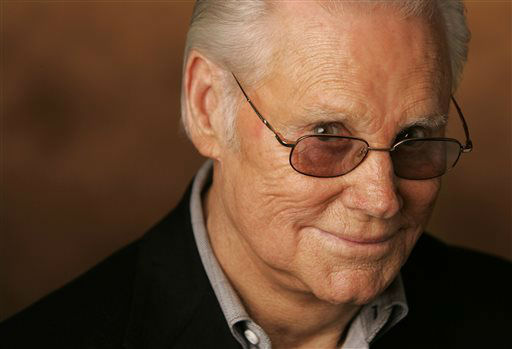FILE - In this Jan. 10, 2007 file photo, George Jones is shown in Nashville, Tenn.  Jones, the peerless, hard-living country singer who recorded dozens of hits about good times and regrets and peaked with the heartbreaking classic &#34;He Stopped Loving Her Today,&#34; has died. He was 81. Jones died Friday, April 26, 2013 at Vanderbilt University Medical Center in Nashville after being hospitalized with fever and irregular blood pressure, according to his publicist Kirt Webster. &#40;AP Photo&#47;Mark Humphrey, file&#41; <span class=meta>(AP Photo&#47; Mark Humphrey)</span>