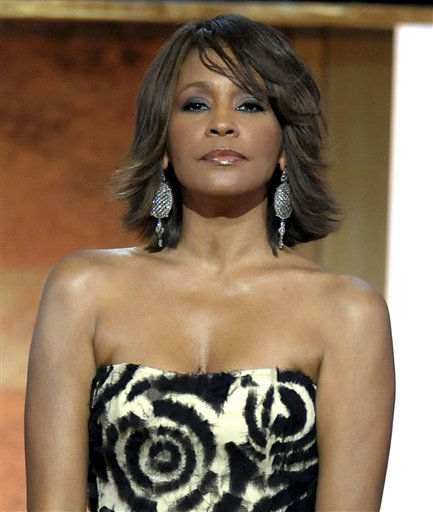 FILE - This Jan. 17, 2009 file photo shows singer Whitney Houston at the BET Honors in the Warner Theatre in Washington.  Houston died Saturday, Feb. 11, 2012, she was 48.  &#40;AP Photo&#47;Evan Agostini, File&#41; <span class=meta>(AP Photo&#47; Evan Agostini)</span>