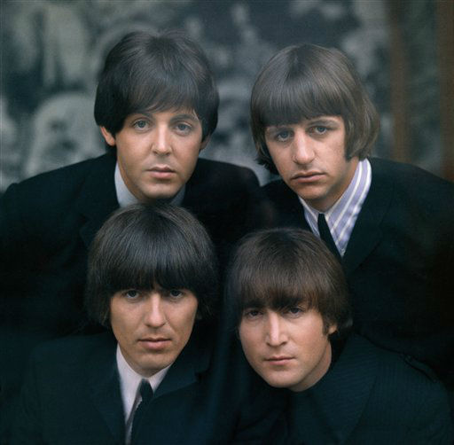 "The Beatles - ""Drive My Car"": 13 percent"