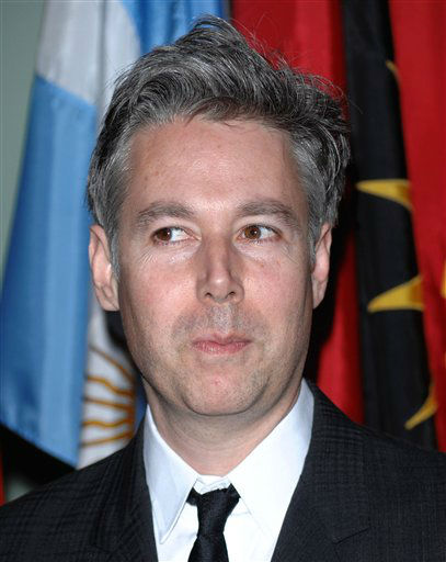 "<div class=""meta ""><span class=""caption-text "">Musician Adam Yauch attends a special evening to honor artist Ross Bleckner's appointment as Goodwill Ambassador with a special exhibition 'Welcome To Gulu' at the United Nations on Tuesday, May 12, 2009 in New York. ((AP Photo/Evan Agostini))</span></div>"