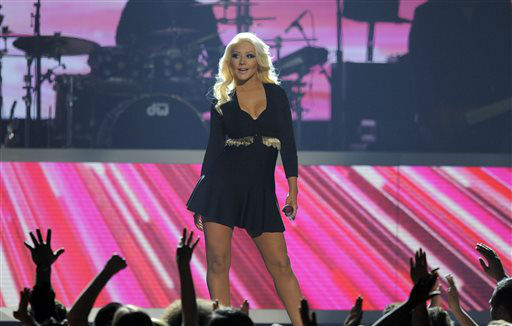 "<div class=""meta ""><span class=""caption-text "">Christina Aguilera performs at the Billboard Music Awards at the MGM Grand Garden Arena on Sunday, May 19, 2013 in Las Vegas. (Photo by Chris Pizzello/Invision/AP) (AP Photo/ Chris Pizzello)</span></div>"