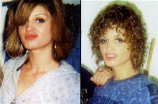 "<div class=""meta ""><span class=""caption-text "">In this undated photo released by the Suffolk County Police Department in Yaphank, N.Y., a detail of a poster bearing two photos of Shannan Gilbert is shown. Gilbert has been missing since May 1, 2010 and police believe that her remains are on the same barrier beach where the bodies of eight women were found since December 2010. (AP Photo/Suffolk County Police Department) (Photo/Anonymous)</span></div>"